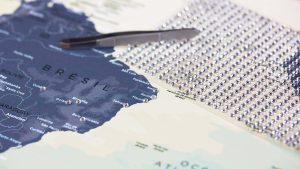 Accessoires - Strass argent - Original Map