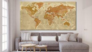 Carte Mondiale