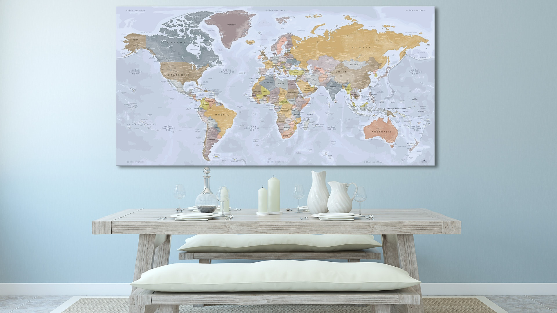 carte du monde angkor original map orignal map mappemonde. Black Bedroom Furniture Sets. Home Design Ideas