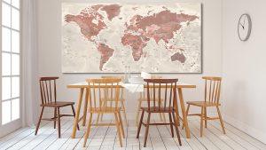 Grande Carte Monde