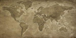 Carte-Monde-Vintage_Mappemonde-Vintage_Planisphere-Vintage_Carte-Mondiale