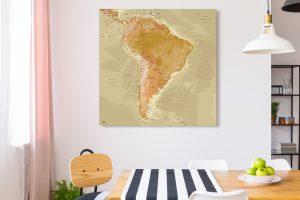 Map Amérique Sud Persépolis
