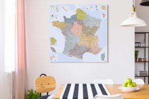 Map France Angkor