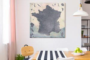 Map France Naïca