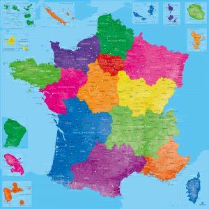 Map France | Original Map