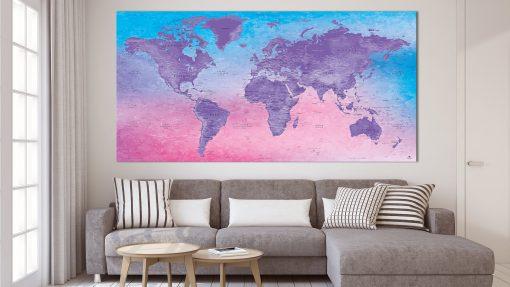 Carte-monde_Fuji