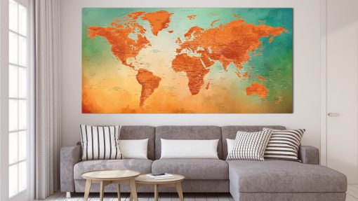 Carte-monde_Vesuve