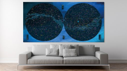 Carte Ciel - Heracleion